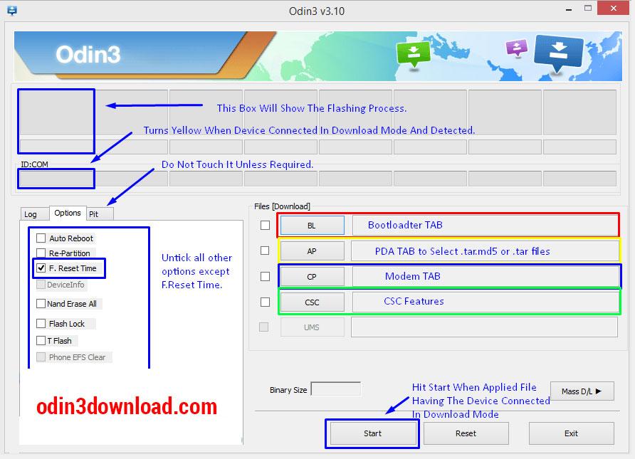 Download Odin3 Latest Version 3 12 10 ⋆ Download Odin 3 13