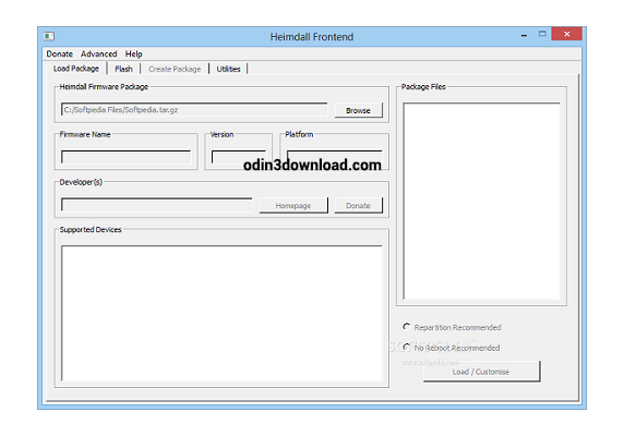 Download Heimdall Flashing Tool For Samsung Galaxy ...