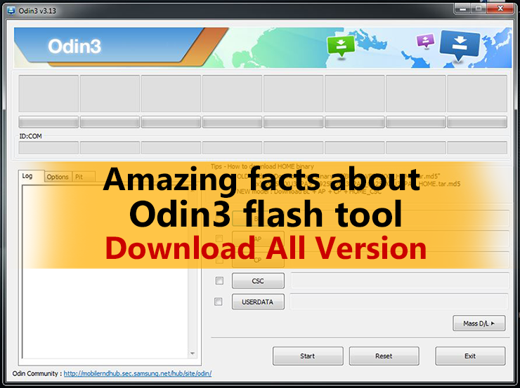 Odin Download 3.13.1 Latest Version